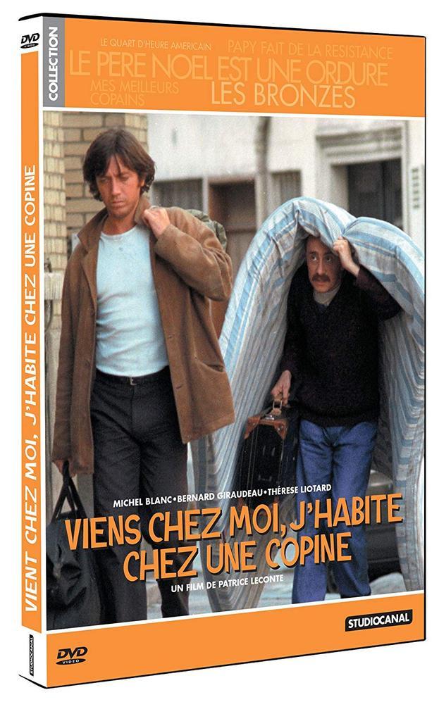 Viens chez moi, j'habite chez une copine / Patrice Leconte, réal. | Leconte, Patrice. Monteur