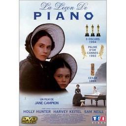 La Leçon de piano / Jane Campion, réal. | Campion, Jane. Monteur