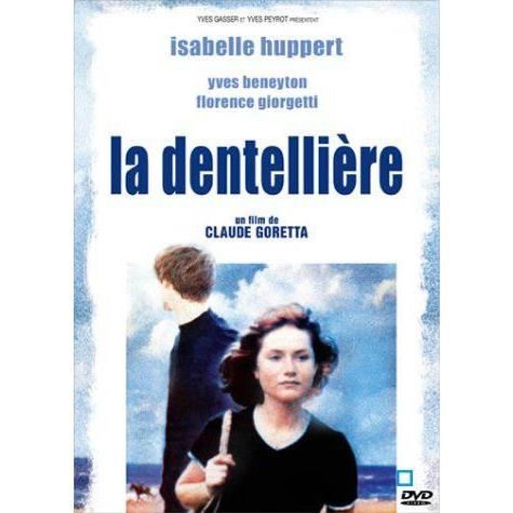 La Dentellière / Claude Goretta, réalisateur   Goretta, Claude. Monteur. Scénariste
