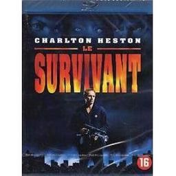 Le Survivant = The Omega man / Boris Sagal, Réal.   Sagal, Boris. Monteur