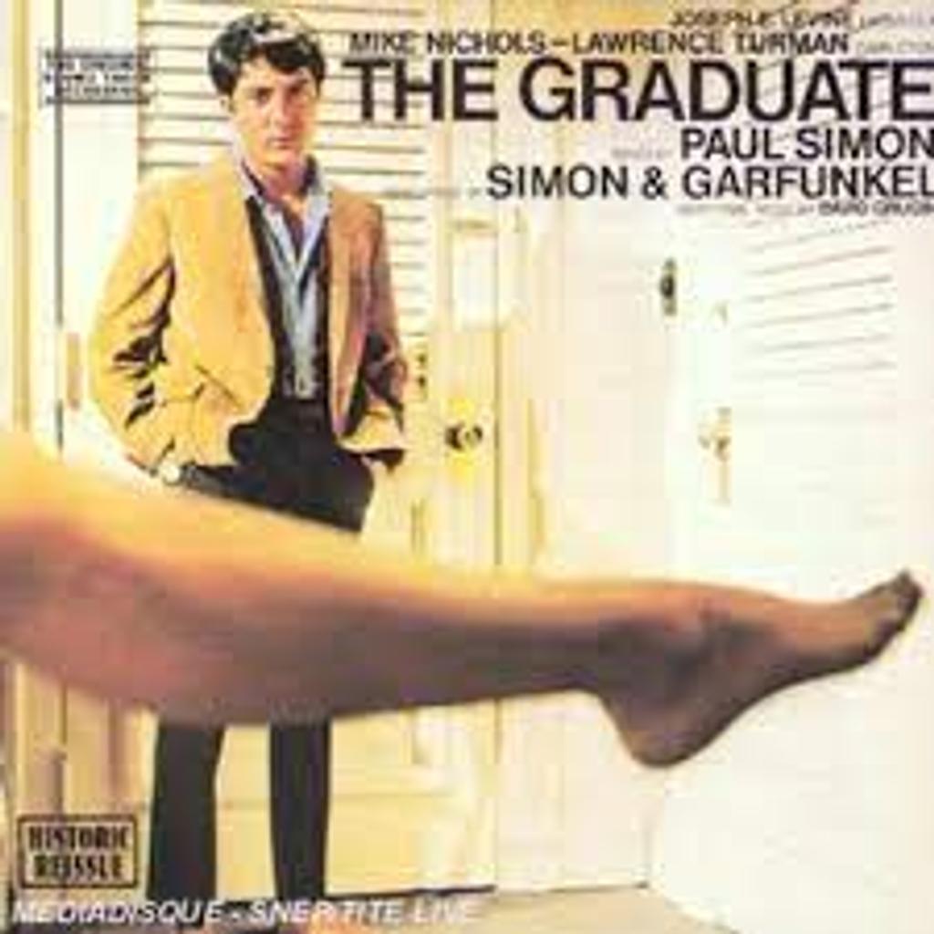 The graduate : Bande originale du film de Mike Nichols = Le Lauréat / Simon & Garfunkel | Simon & Garfunkel. Interprète