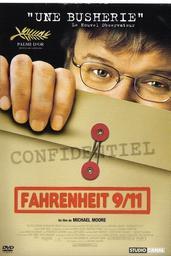 Fahrenheit 9/11 / Michael Moore | Moore, Michael. Monteur