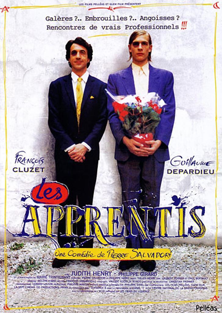 Les apprentis / Pierre Salvadori, réal.   Salvadori, Pierre. Monteur