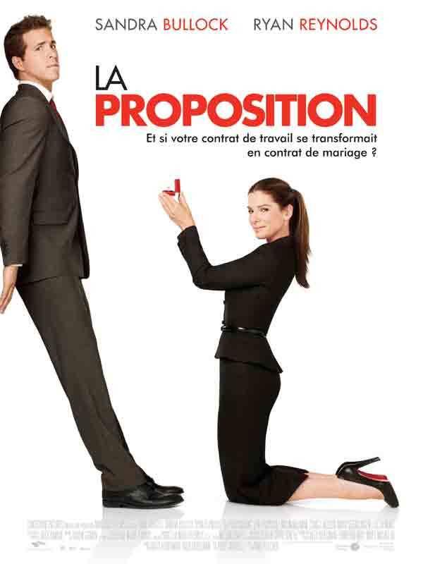 La Proposition = Proposal (The) / Anne Fletcher, Réal.   Fletcher, Anne. Monteur