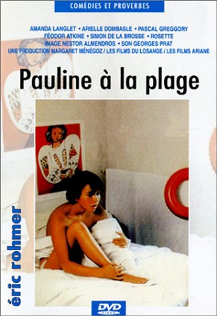 Pauline à la plage / Eric Rohmer, réal. | Rohmer, Eric. Monteur. Scénariste