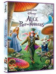 Alice au pays des merveilles / Réalisé par Tim Burton | Burton, Tim. Monteur