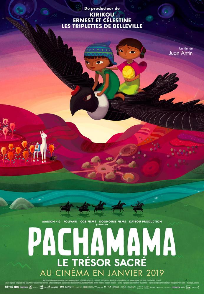 """Projection du film """"Pachamama"""" réalisé par Juan Antin"""