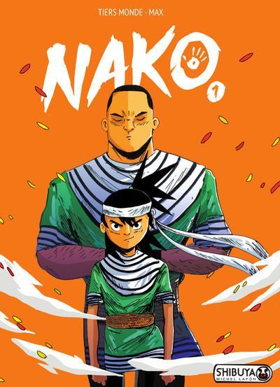 """visuel """"manga nako"""""""