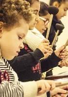 """Atelier """"Éveil Musical"""" parents/enfants par la Philarmonie de Paris"""