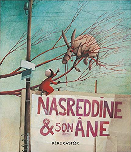 "Lecture-spectacle ""Nasreddine et son âne"""
