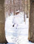 """Spectacle de conte """"La petite fille de neige et autres contes pour attendre Noël"""" par la conteuse Sophie Pérès  """