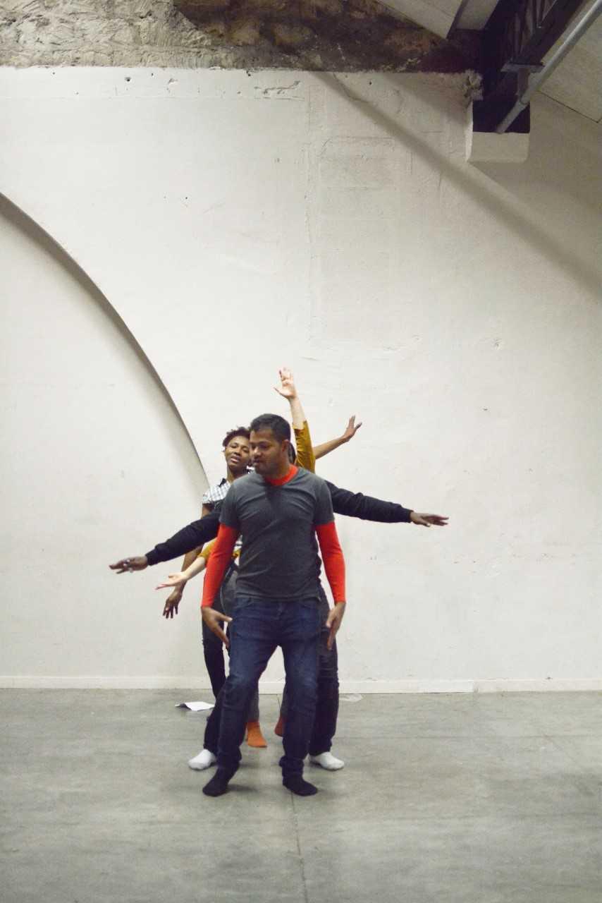 Ateliers théâtre, danse et improvisation