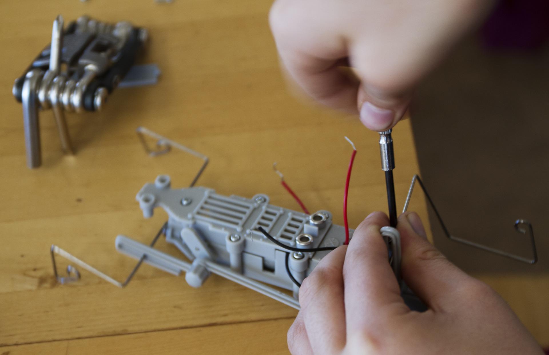 Atelier robotique pour enfants